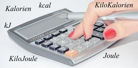 FAQ: Was ist der Unterschied zwischen Kilo Kalorien, Kalorien und Kilojoule?