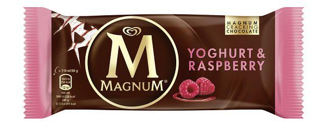 Magnum Yoghurt & Raspberry