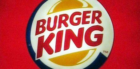 Was nimmt man zu bei Burger King?