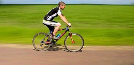 Fahrradfahren, joggen oder schwimmen?