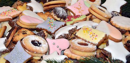 Kalorien von selbst gebackenen Plätzchen