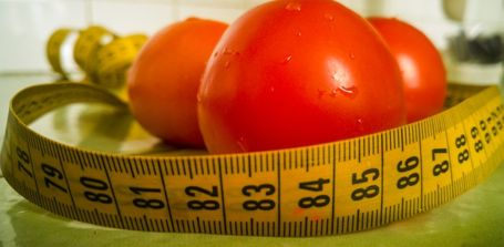 Wie viel darf ich essen beim Abnehmen?